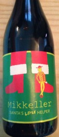 Mikkeller Santas Little Helper 2013 - Belgian Strong Ale