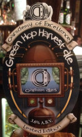 Oakham Green Hop Harvest