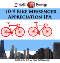 Spiteful 10-9 Bike Messenger Appreciation IPA