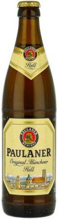 Paulaner Original M�nchner Hell (Premium Lager)