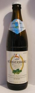 B�rgerbr�u Wolnzacher Aktionator - Doppelbock