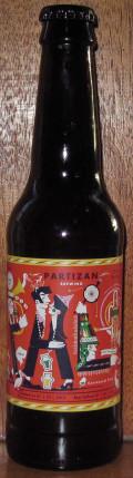 Partizan Pale Ale Centennial Citra