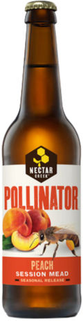 Nectar Creek Pollinator Peach Session Mead