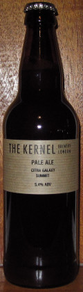 The Kernel Pale Ale Citra Galaxy Summit