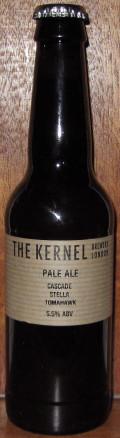 The Kernel Pale Ale Cascade Stella Tomahawk - American Pale Ale