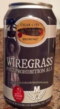 Cigar City / Folklore / MOOLA Wiregrass Post-Prohibition Ale