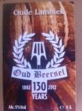 Oud Beersel Oude Lambik
