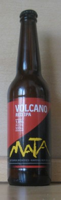 Aotearoa Mata Volcano Red IPA