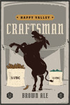 Happy Valley (PA) Craftsman - Brown Ale
