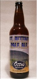 Ottos Mt. Nittany Pale Ale - American Pale Ale