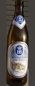 Hofbr�u M�nchner Kindl Hefe-Weizen
