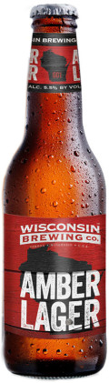 Wisconsin #001 Amber Lager