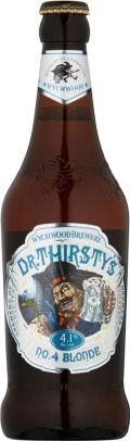 Wychwood Dr. Thirsty�s No. 4 Blonde