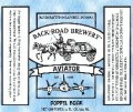 Back Road Aviator Doppel Bock