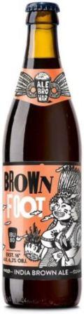 AleBrowar Brown Foot