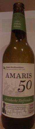 Riegele BierManufaktur Amaris 50