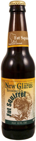 New Glarus Fat Squirrel Nut Brown Ale - Brown Ale