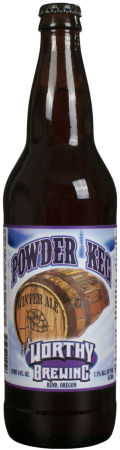 Worthy Powder Keg Winter Ale
