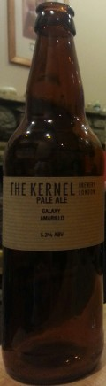 The Kernel Pale Ale Galaxy Amarillo