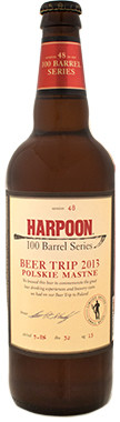 Harpoon 100 Barrel Series #48: Polskie Mastne