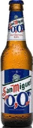 San Miguel 0,0% (Sin)
