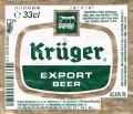 Kr�ger Export Beer
