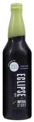 FiftyFifty Imperial Eclipse Stout - High West Rye Barrel