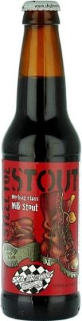 SKA Steel Toe Stout (Milk Stout)