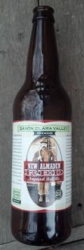 Santa Clara Valley New Almaden Red