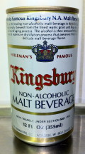 Kingsbury - Low Alcohol