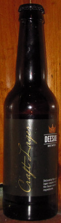 Deeside Craft Lager