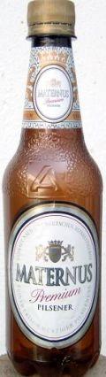 Maternus Premium Pilsener - Czech Pilsner (Světl�)