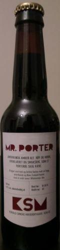 Korvald S�ndre Mr. Porter