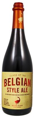 Goose Island Class of '88 Belgian Style Ale