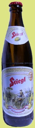 Stiegl Gaudi Radler Zitrone (Lemon)