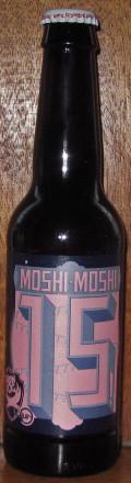 BrewDog Moshi Moshi 15