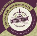 Church Street Pontificator Doppelbock