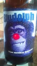 Blue Monkey Bludolph