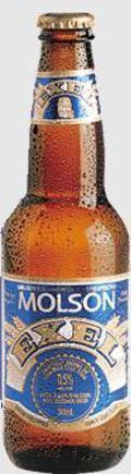 Molson Exel - Low Alcohol
