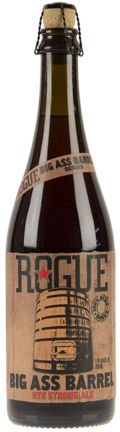 Rogue Big Ass Barrel Rye Strong Ale