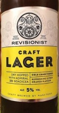 Marstons Revisionist Craft Lager (Bottle)