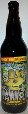 Midnight Sun Mammoth Extra Stout - Foreign Stout