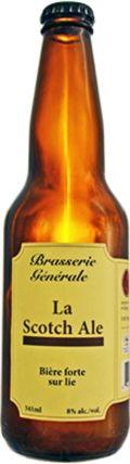 Brasserie G�n�rale Scotch Ale