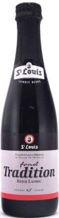 St. Louis Fond Tradition Kriek Lambic