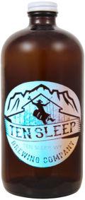 Ten Sleep Speed Goat Golden Ale