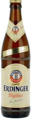 Erdinger Weissbier (Hefe-Weizen)