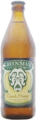 Green Man Czech Pilsner - Pilsener