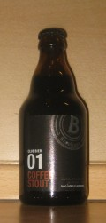 Liechtensteiner Brauhaus Club Bier 01 Coffee Stout - Dry Stout