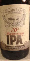 Cascade Lakes 20th Anniversary IPA