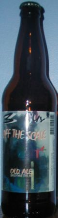 Dark Horse 3 Guy Off the Scale Old Ale